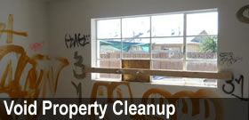 Void Property Cleaning